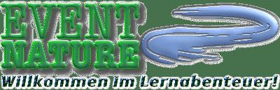 EN Logo 3d grell Slogan Event Nature