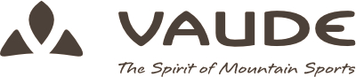 VAUDE Logo with Claim Outdoor College