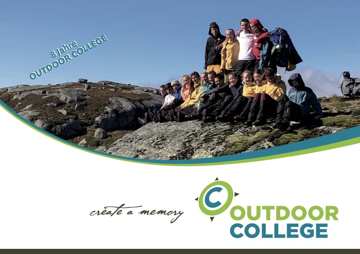 Broschüre 2021 Outdoor College