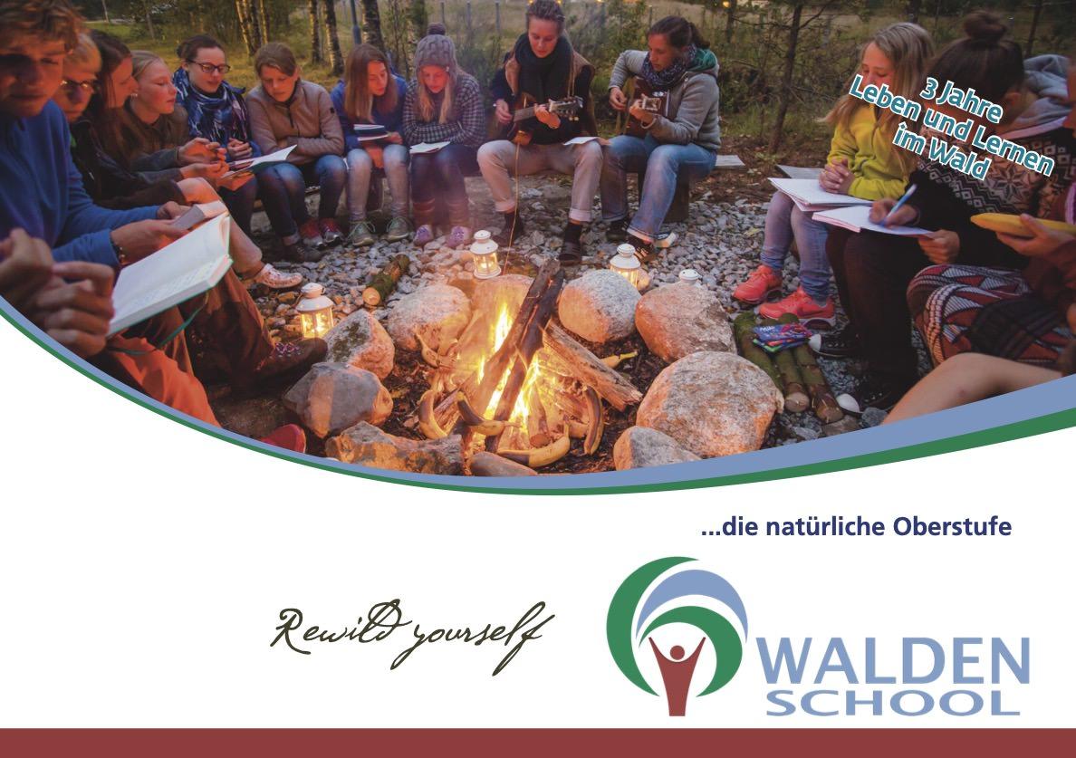 Broschüre 2021 Walden School